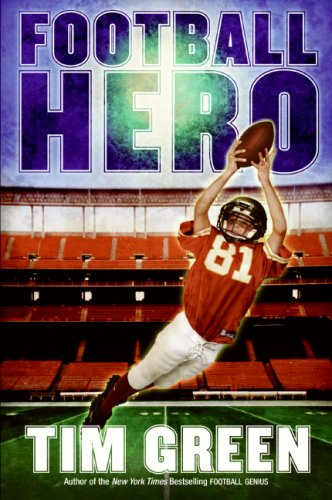 Football Hero   2008 9780061122743 Front Cover
