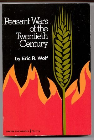Peasant Wars of the 20th Century 1st edition cover