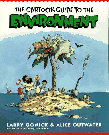 Cartoon Guide to the Environment   1996 edition cover