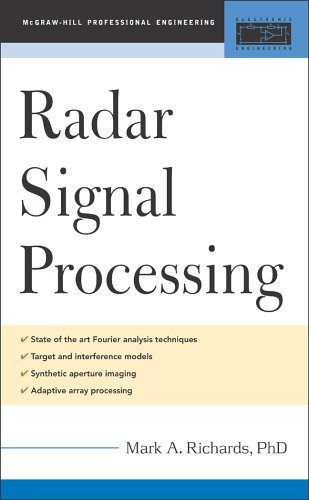 Fundamentals of Radar Signal Processing   2005 9780071444743 Front Cover