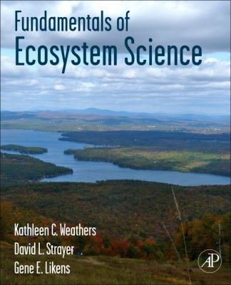 Fundamentals of Ecosystem Science   2012 edition cover