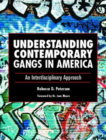 Understanding Contemporary Gangs in America An Interdisciplinary Approach  2004 edition cover