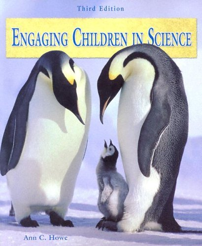 Engaging Children in Science  3rd 2002 (Revised) edition cover