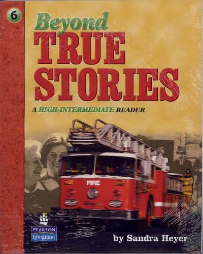 Beyond True Stories   2003 (Student Manual, Study Guide, etc.) 9780131892743 Front Cover