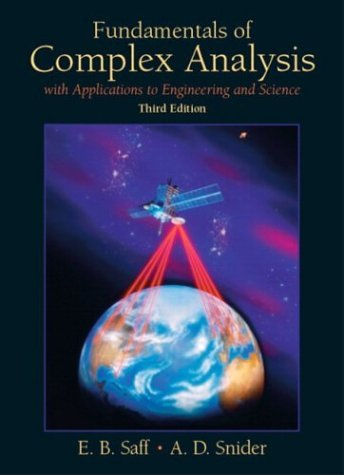 Fundamentals of Complex Analysis with Applications to Engineering, Science, and Mathematics  3rd 2003 (Revised) edition cover