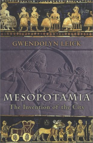 Mesopotamia The Invention of the City  2002 edition cover