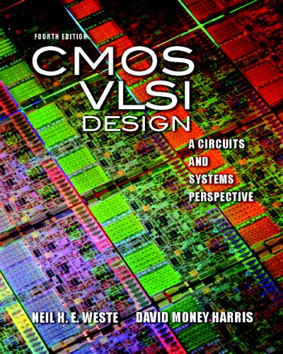 CMOS VLSI Design A Circuits and Systems Perspective 4th 2011 edition cover
