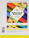 Mathematical Reasoning for Elementary Teachers, Books a la Carte Edition Plus MyMathLab -- Access Card Package  7th 2015 edition cover