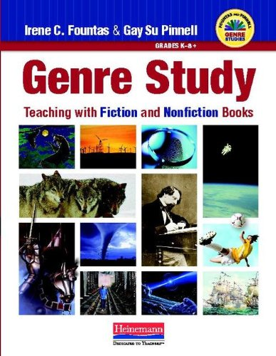 Genre Study Teaching with Fiction and Nonfiction Books  2012 edition cover