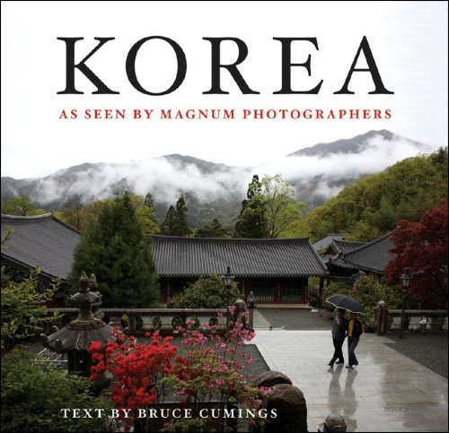 Korea As Seen by Magnum Photographers  2008 edition cover