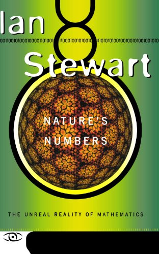 Nature's Numbers The Unreal Reality of Mathematics N/A edition cover