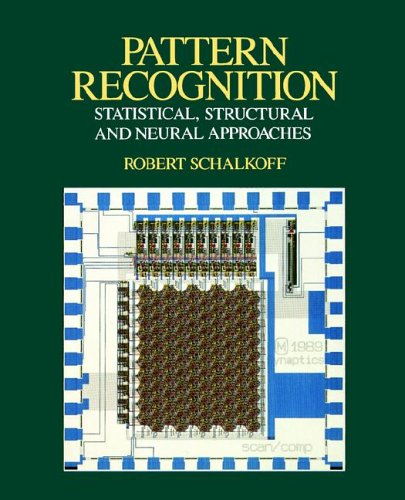 Pattern Recognition Statistical, Structural and Neural Approaches  1992 edition cover