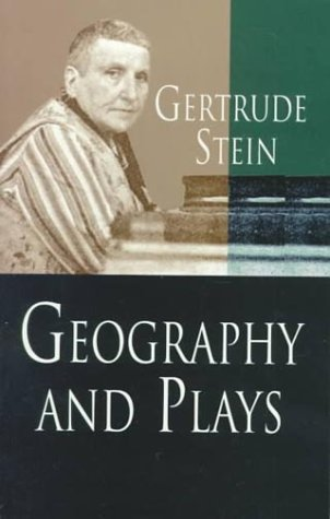 Geography and Plays  N/A 9780486408743 Front Cover
