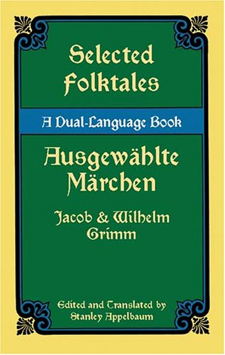 Selected Folktales (Ausgewahlte Marchen)   2003 edition cover