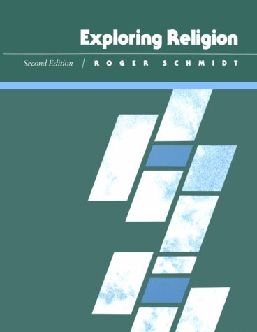 Exploring Religion  2nd 1988 (Revised) edition cover