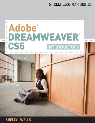 Adobe Dreamweaver CS5 Introductory   2011 9780538473743 Front Cover