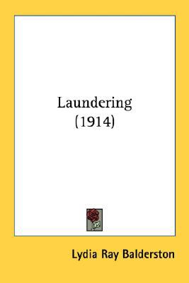Laundering N/A 9780548670743 Front Cover