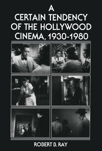 Certain Tendency of the Hollywood Cinema, 1930-1980   1985 edition cover