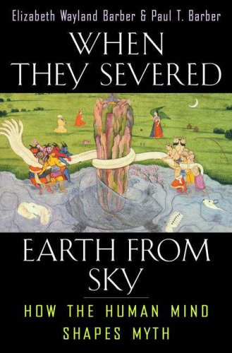 When They Severed Earth from Sky How the Human Mind Shapes Myth  2005 edition cover