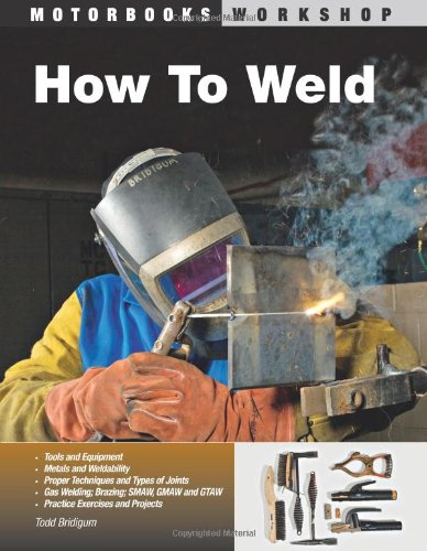 How to Weld   2008 edition cover