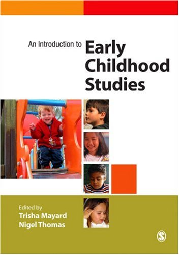 Introduction to Early Childhood Studies   2005 9780761970743 Front Cover