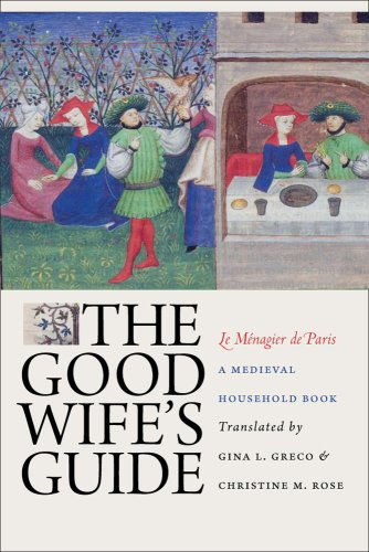 Good Wife's Guide A Medieval Household Book  2008 edition cover