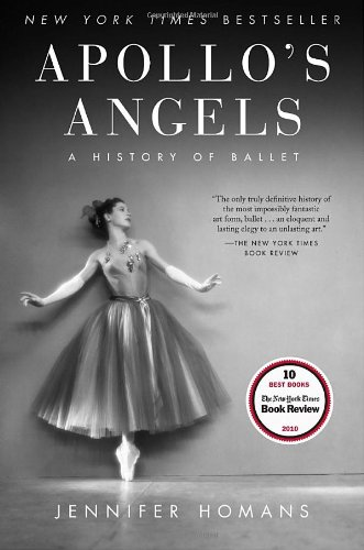 Apollo's Angels A History of Ballet N/A edition cover