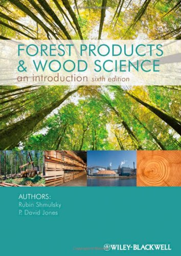 Forest Products and Wood Science  6th 2011 edition cover