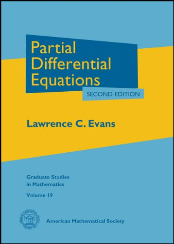 Partial Differential Equations  2nd 2010 (Revised) edition cover