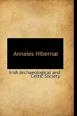 Annales Hibernae:   2009 edition cover