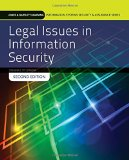 Legal Issues in Information Security: 2nd 2014 edition cover