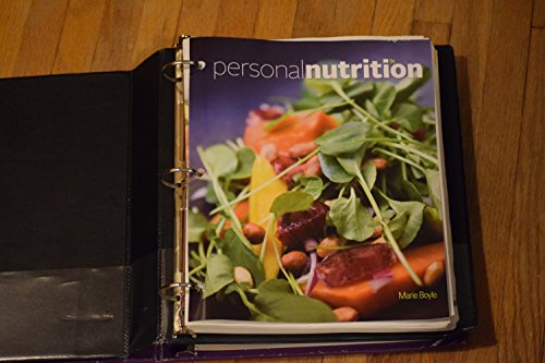 Personal Nutrition  9th 2016 9781305652743 Front Cover