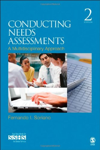 Conducting Needs Assessments A Multidisciplinary Approach 2nd 2013 edition cover
