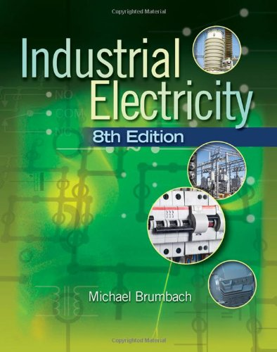Industrial Electricity  8th 2011 edition cover
