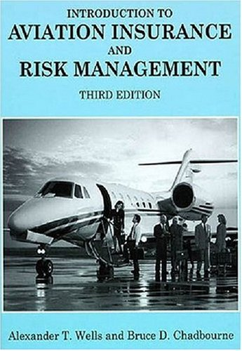 Introduction to Aviation Insurance and Risk Management  3rd 2007 edition cover