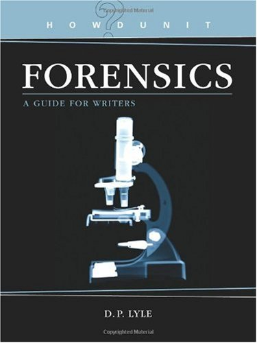 Howdunit Forensics   2008 edition cover