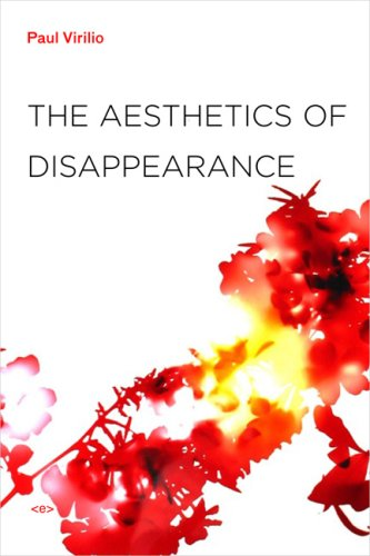 Aesthetics of Disappearance   2009 (Revised) edition cover