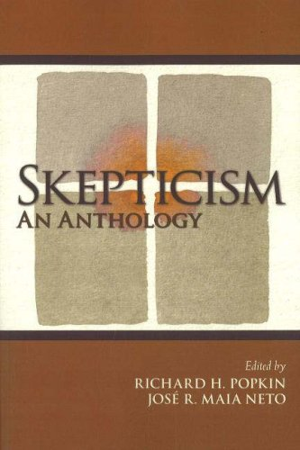 Skepticism An Anthology  2007 edition cover