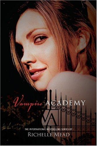 Vampire Academy   2007 edition cover