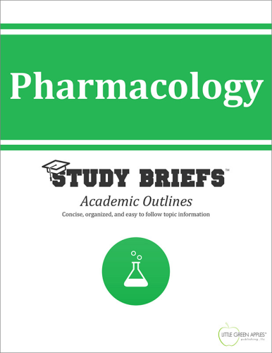 Pharmacology cover