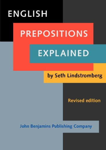 English Prepositions Explained  2nd 2010 (Revised) edition cover