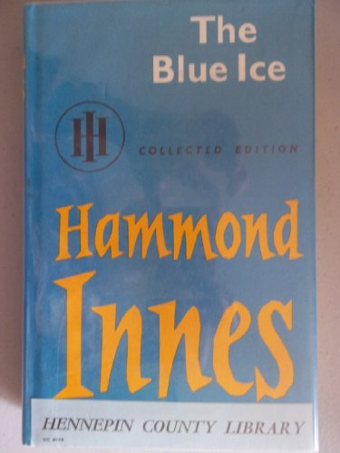 The Blue Ice  0 edition cover