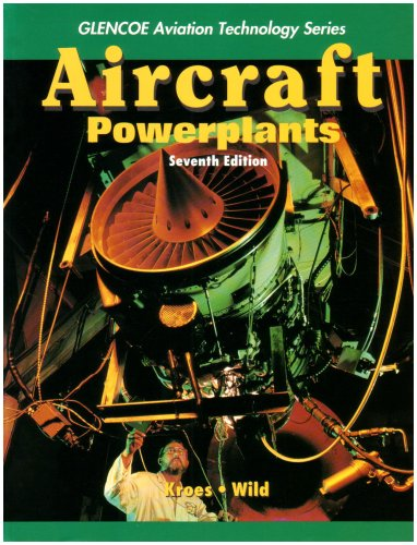 Aircraft Powerplants  7th 1995 (Revised) edition cover