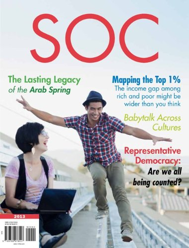 Soc 2013  3rd 2013 edition cover