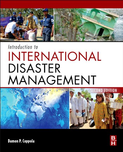Introduction to International Disaster Management  2nd 2011 edition cover