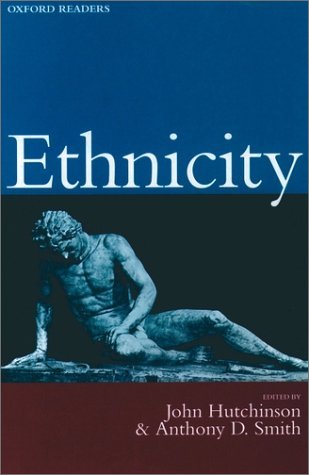 Ethnicity   1996 edition cover