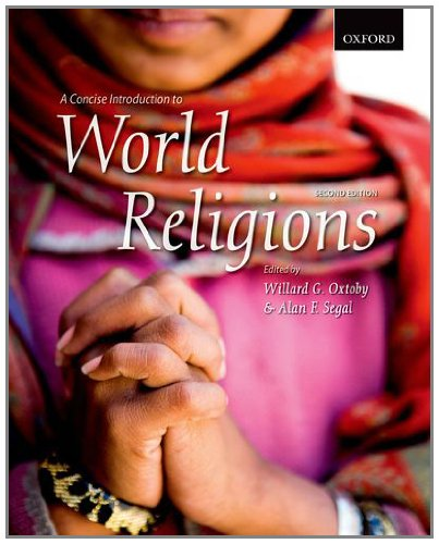 Concise Introduction to World Religions  2nd 2011 edition cover