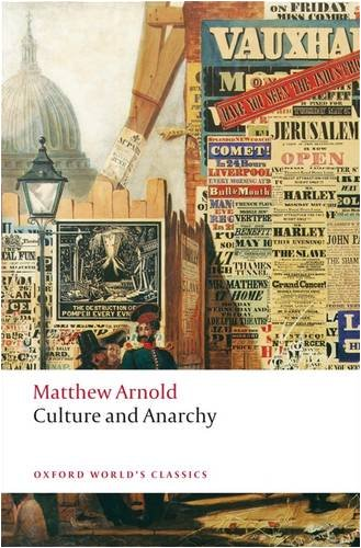 Culture and Anarchy   2009 edition cover