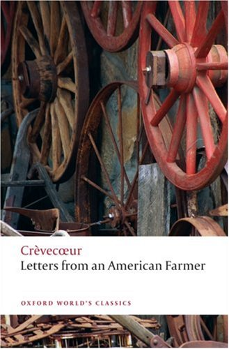 Letters from an American Farmer   1998 edition cover