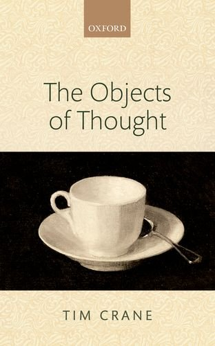 Objects of Thought   2013 edition cover